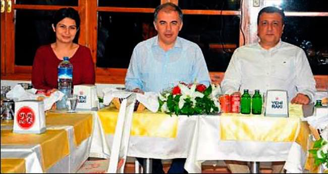 AK Parti İzmir'de yatırım zirvesi yapıldı