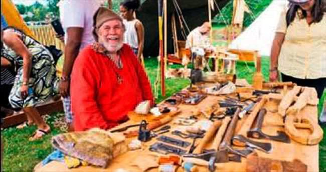 Torun Vikingler'den Kanada'da festival