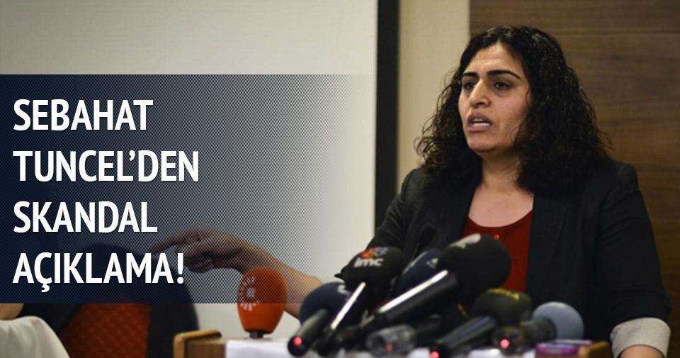 Sebahat Tuncel: HDP heyeti gitmesin, Öcalan heyete gelsin