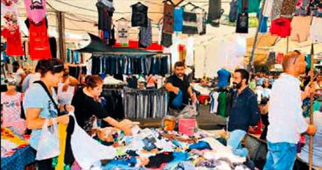 Buca'da tekstil pazarı kurulacak