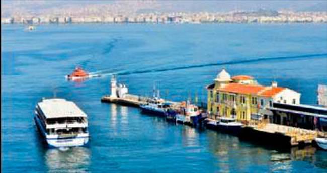 Pasaport İskelesi altı hafta kapalı