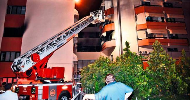 Yangında alarm sistemi çalışmadı