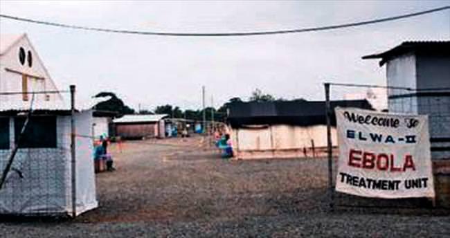 Eboladan sonra bu kez körlük riski