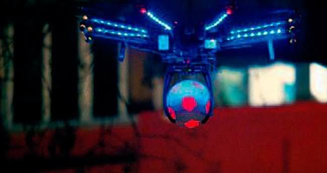 Lazio UFO sandı Çinli gençler çıktı