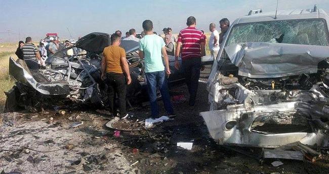 Kayseri'de feci kaza: 4 ölü, 2 yaralı