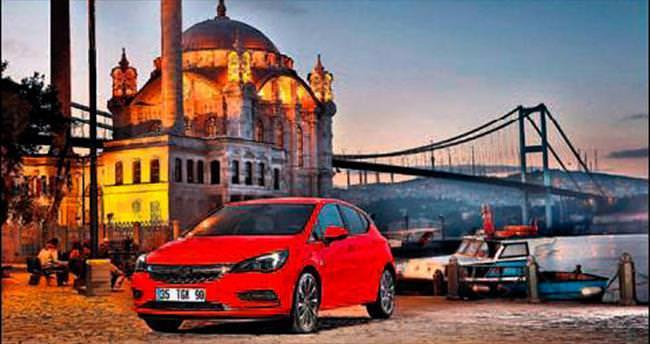 Opel yeni Astra ile liderliği hedefliyor
