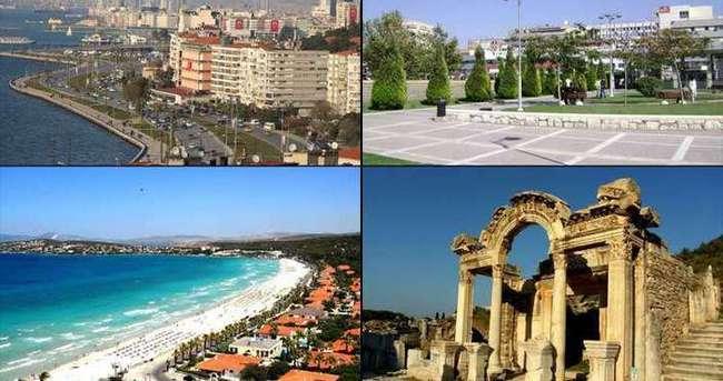 İzmir'e gelen turist sayısı geriledi