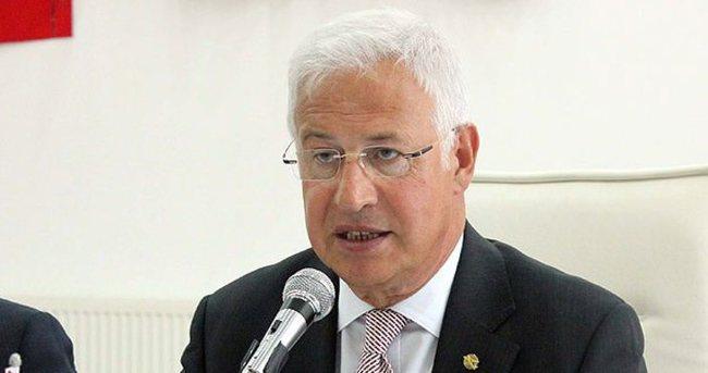 THK Başkanı Öktem istifa etti