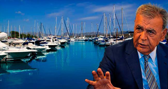 Urla'ya yat limanı projesine de karşı