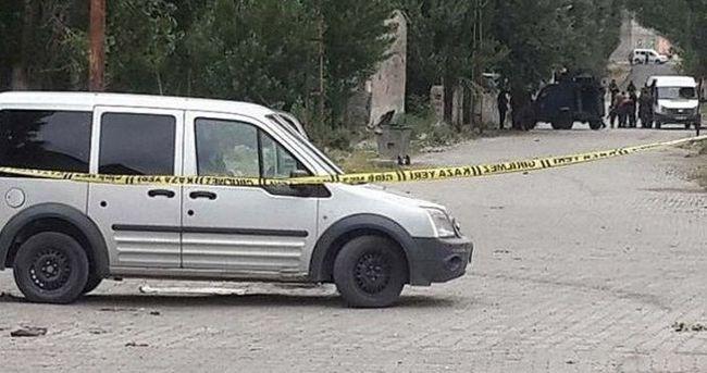 Varto'da teröristlerle çatışma