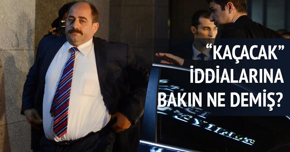 Zekeriya Öz kaçacak iddialarına bakın ne demiş?