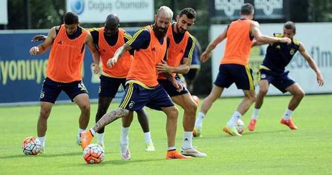 Fenerbahçe'de Es Es mesaisi