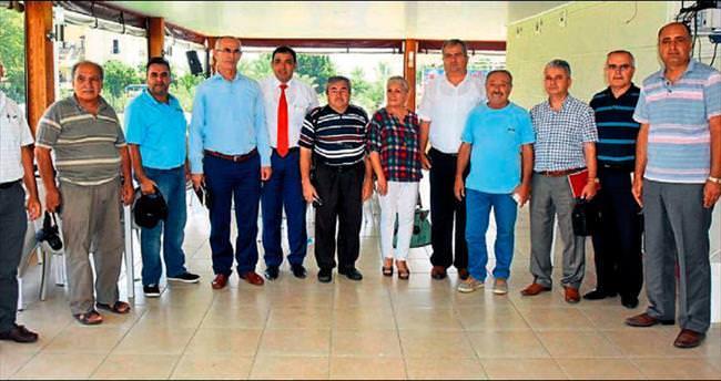 Büyükşehir Belediyesi Anamur basınıyla buluştu