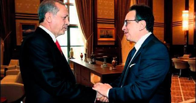 Tunus Nida Partisi lideri Beştepe'de