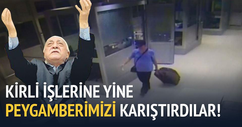 Gülen'in Prof'u Zekeriya'nın hicret ettiğini söylüyor!