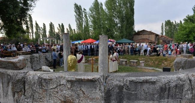 Antik Çağ Halk Pazarı açıldı!