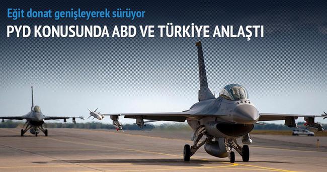 ABD ve Türkiye anlaştı! PYD'ye uyarı