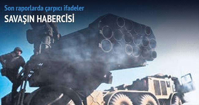 NATO güçleri ve Rusya'nın tatbikatları savaş habercisi