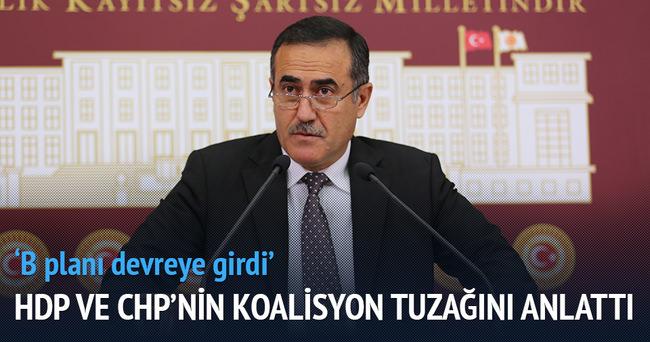 Özkes: CHP ve HDP'nin tuzağını Bahçeli bozdu