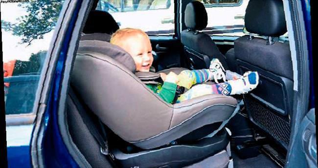 Bebek koltukları riski aza indiriyor