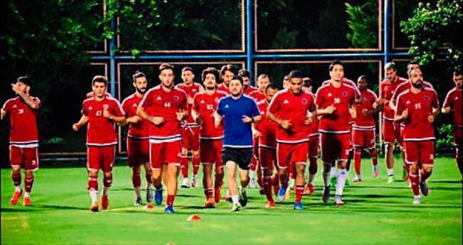 Mersin İdmanyurdu Beşiktaş'a hazırlanıyor