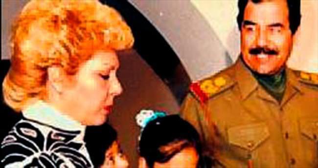 Saddam'ın eşi hayatını kaybetti