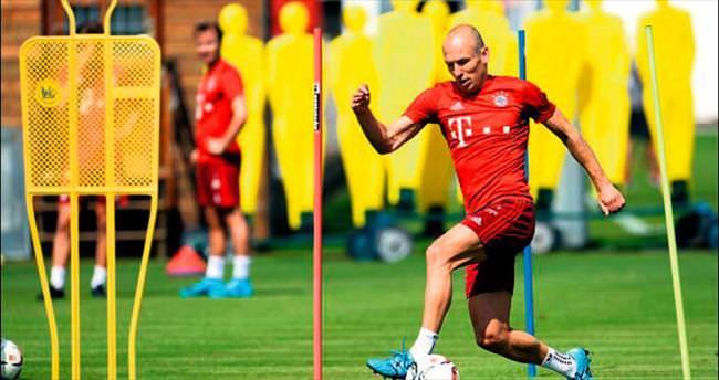 'Arjen Robben'i istedik!'