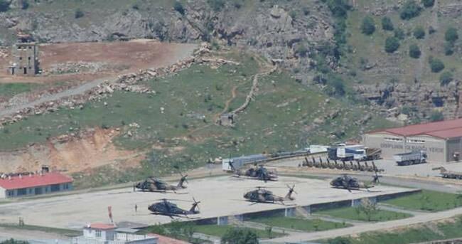 Şemdinli Durak Hudut Bölüğü'ne saldırı