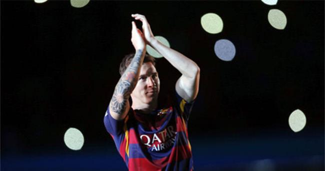 Messi final seviyor