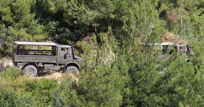 Gaziantep'te askeri araca bombalı saldırı