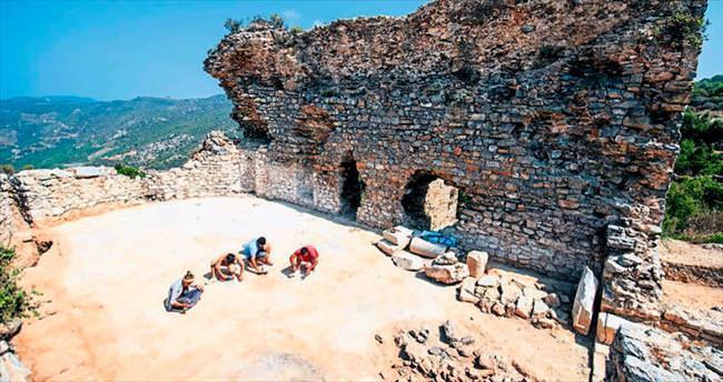 İkibin yıllık Roma mozaiği