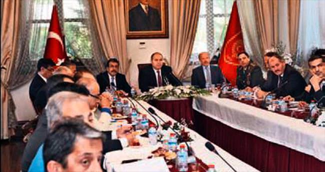 İl Spor Güvenlik Kurulu toplandı