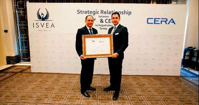 İtalyan İS VEA ile Hintli CERA 'dan işbirliği