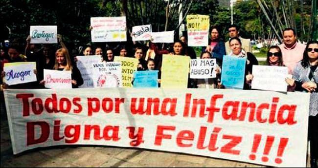 Paraguay'da 11'lik çocuk anne oldu