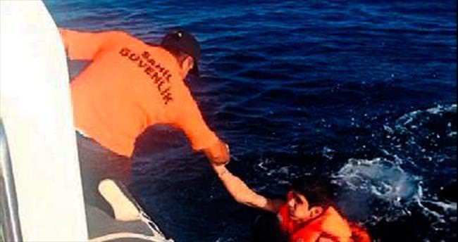 Ege'de 5 günde 2 bin 791 kişi kurtarıldı
