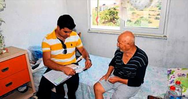 Alanya Belediyesi yardım eli uzattı