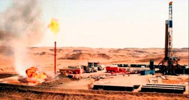 Irak'tan 82 tanker yüklendi
