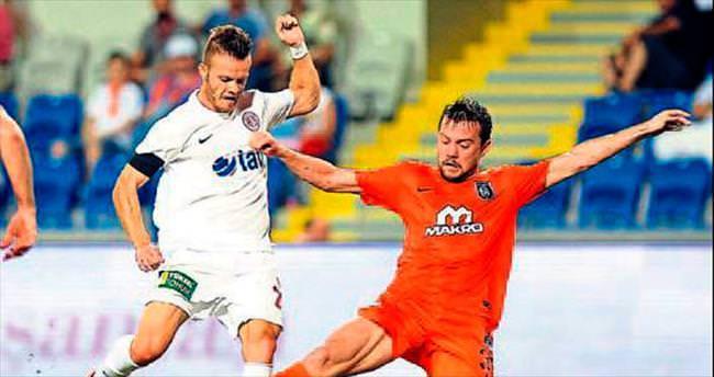 Antalyaspor'da sezonun ilkleri