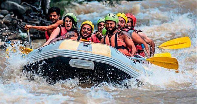 Adrenalin turizmi