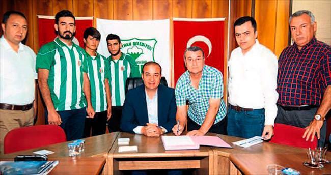 Ceyhan Belediyespor transfere hızlı başladı