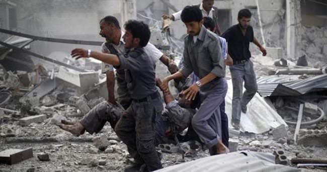 Suriye'de tekrar bir bomba