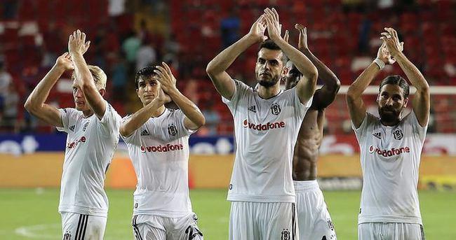 Beşiktaş'tan tarihi başlangıç