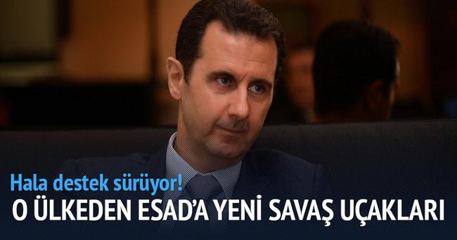 Esad'a 6 savaş uçağı gönderdi