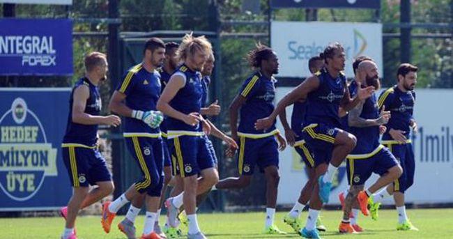 Fenerbahçe Atromitos'a hazırlanıyor
