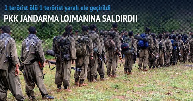 PKK jandarmaya saldırdı: 1 ölü, 1 yaralı