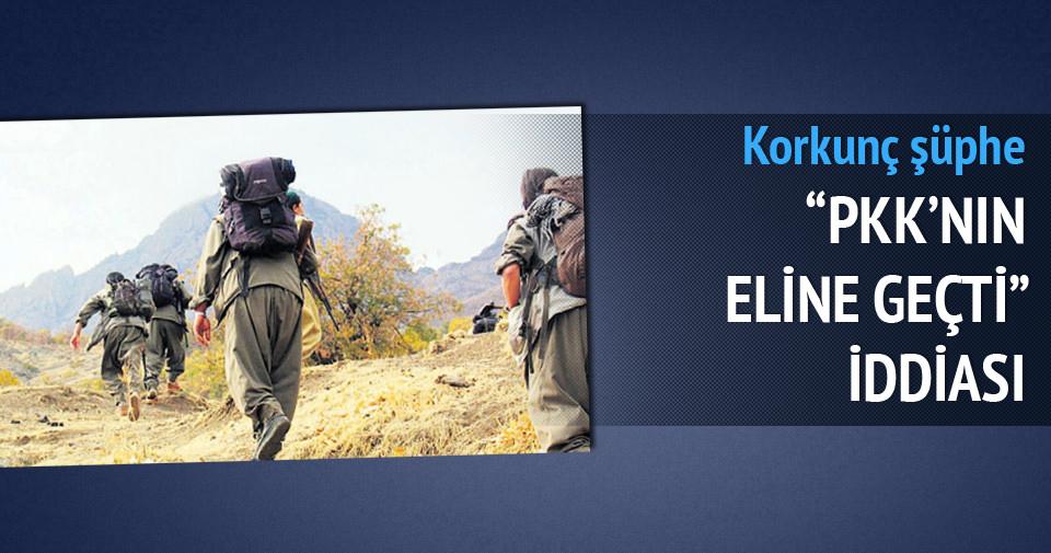 Alman silahları PKK'nın eline geçti