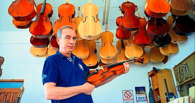 Ucuz Çin malları enstrümanı vurdu