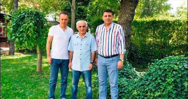 Süleymanoğlu'ndan TSYD'ye ziyaret