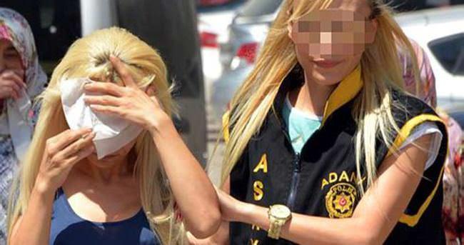 Eskortluk sitesine ilan verdi müşteri polis çıktı