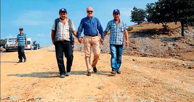 Başkan Kafaoğlu, iki mahalleyi birleştirdi